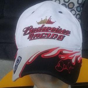 Dalr Jr #8 Budweiser Racing. $28 + free hat